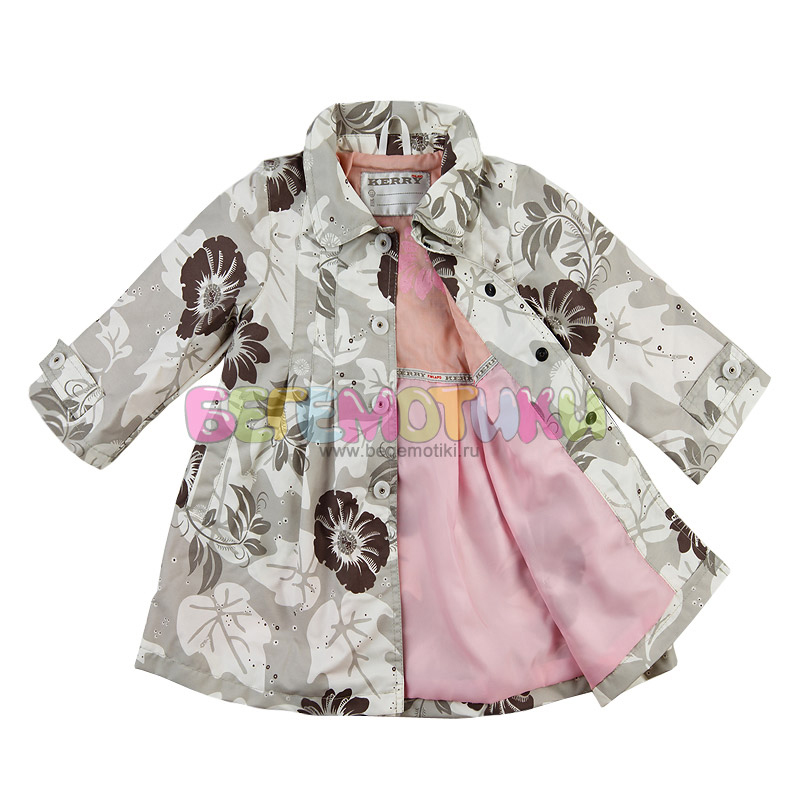 Пальто, плащи, куртки для девочек.  Каталог модной одежды Wday.ru: где...