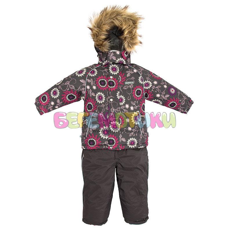 Куртка DIDRIKSONS1913 TEIGA KIDS JKT 500413, размер 120 см, цвет 304 фламинго