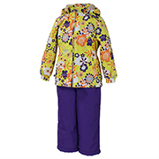 цвет: 402-yellow pattern/dark lilac, доступны размеры: 98