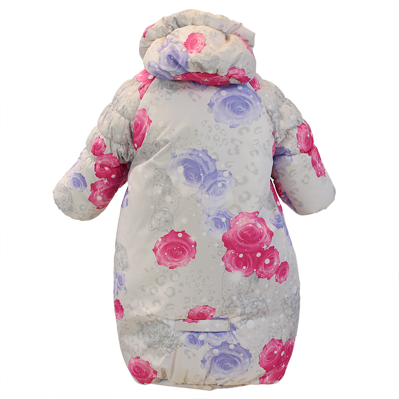 Мешок для новорожденных зимний