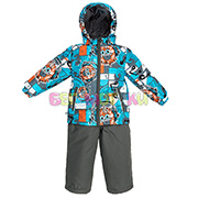 цвет: 73146-sky blue kratt pattern/ gray, доступны размеры: 116