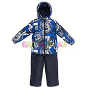 цвет: 73186-navy kratt pattern/ navy, доступны размеры: 92, 98, 110
